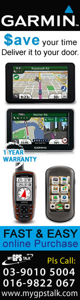 Garmin Product Promotion
