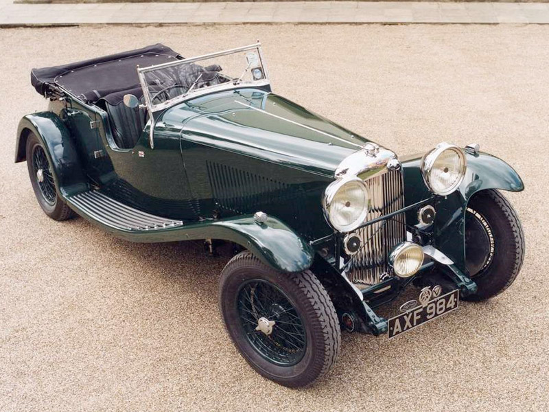 Aston Martin Car Gallery From Year 1915 To 2010l Malaysia Car