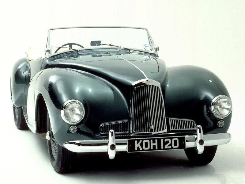 1948 Aston Martin DB1