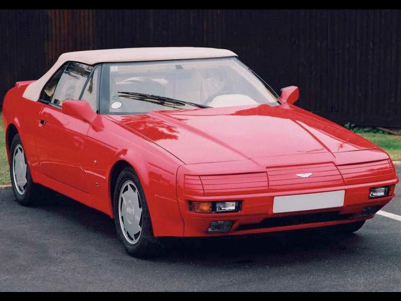 1987 Aston Martin V8 Zagato Volante