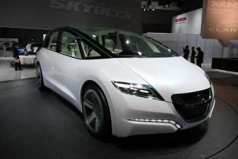 Honda CR-Z Confirmed for Launch Next year in Japan - malaysia automotive, car accessories, car brand and car models, malaysia car racing, malaysia f1, malaysia car classified