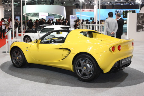 Lotus Elise R Live in Tokyo - malaysia automotive, car accessories, car brand and car models, malaysia car racing, malaysia f1, malaysia car classified