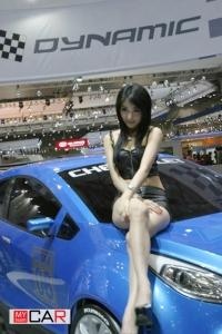 Korea's Hot Car Babes 16