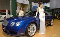 Thailand Car Show Show Girl 07